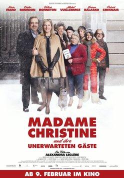 Madame Christine und ihre unerwarteten Gäste Poster