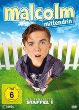 Malcolm mittendrin - Die komplette Staffel 1 (3 Discs) Poster