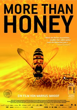 More Than Honey Poster