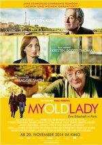 My Old Lady - Eine Erbschaft in Paris Poster