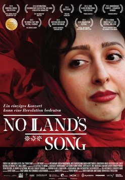 No Land's Song Poster
