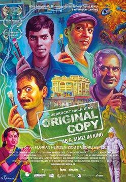 Original Copy - Verrückt nach Kino Poster