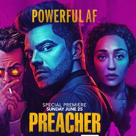Preacher Staffel 2 Episodenguide und Sendetermine auf Amazon Prime (Trailer)