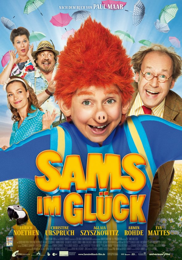 Sams im Glück Poster