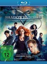 Shadowhunters - Die komplette erste Staffel Poster