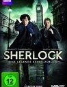 Sherlock - Staffel 1 (2 Discs) Poster