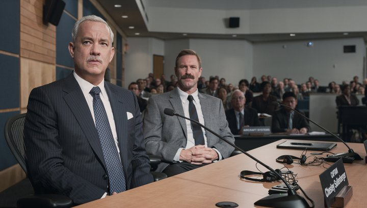 Sully - Trailer Poster