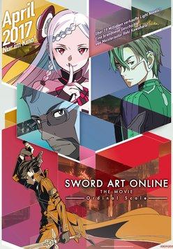 Sword Art Online - Ordinal Scale Poster