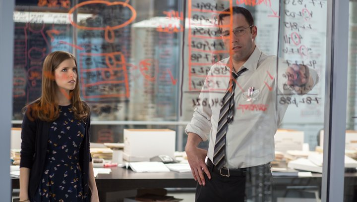 The Accountant - Trailer Poster
