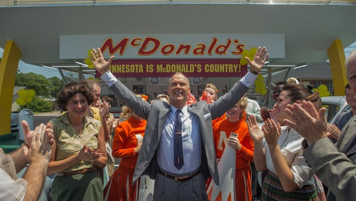 the founder trailer.mp4 Poster