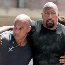 """""""Fast & Furious"""": Dwayne Johnson und Vin Diesel machen auch in Zukunft gemeinsame Sache"""