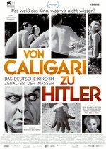 Von Caligari zu Hitler Poster