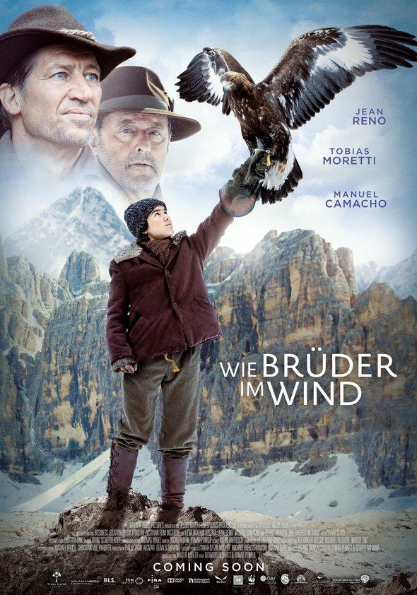 Wie Brüder im Wind Poster