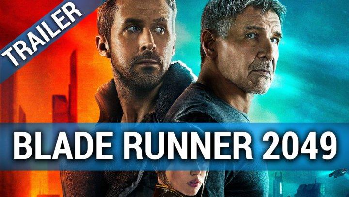 Blade Runner 2049 - Trailer 2 Poster