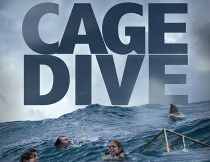 Cage Dive Open Water 3 Hai Poster