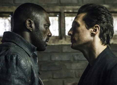 Idris Elba und Matthew McConaughey © Sony