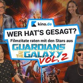 """Das etwas andere Interview mit den Stars aus """"Guardians of the Galaxy Vol.2"""""""