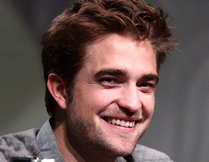 Hat immer noch eine Karriere: Robert Pattinson