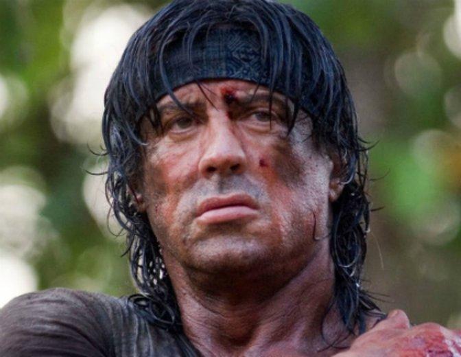 Sylvester Stallone hat einen mehrjährigen Vertrag mit Marvel unterschrieben. Wir werden also mehr von ihm sehen. © Paramount