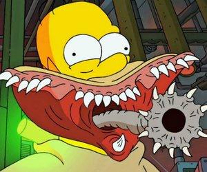 """Quiz: Erkennt ihr diese Horrorfilme nur an einem Screenshot aus den """"Simpsons""""?"""