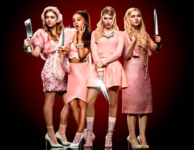 Scream Queens Sixx