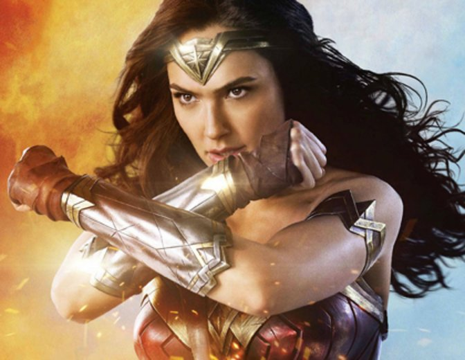 Wonder Woman Gal Gadot 2017