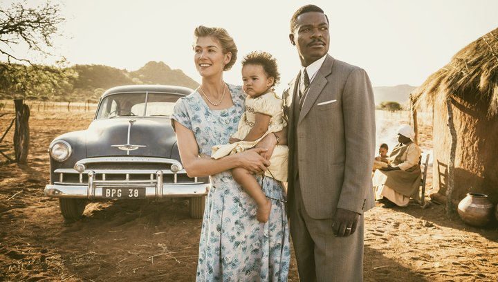 A United Kingdom - Trailer Deutsch Poster