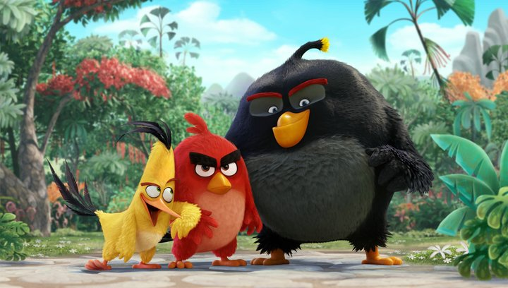Angry Birds - Der Film - Trailer Poster