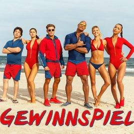 """The Rock & Zac Efron in Berlin: Gewinnt Karten für die Europa-Premiere von """"Baywatch"""""""