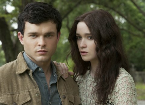 "Alden Ehrenreich in dem Fantasyfilm ""Beautiful Creatures"" © Concorde"