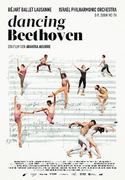 Dancing Beethoven Poster