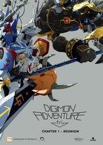 Digimon Adventure tri. Chapter 1 - Reunion Poster