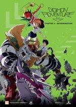 Digimon Adventure tri. Chapter 2 - Determination Poster