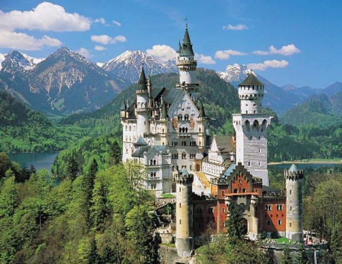 Woher Kommt Das Disney Schloss Und Wo Steht Das Vorbild Kino De