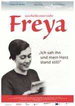 Geschichte einer Liebe - Freya Poster
