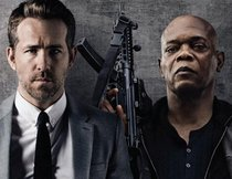 "Vor ""Deadpool 2"": Ryan Reynolds und Samuel L. Jackson in ""The Hitman's Bodyguard"""