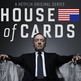 Läuft House of Cards bei Netflix?
