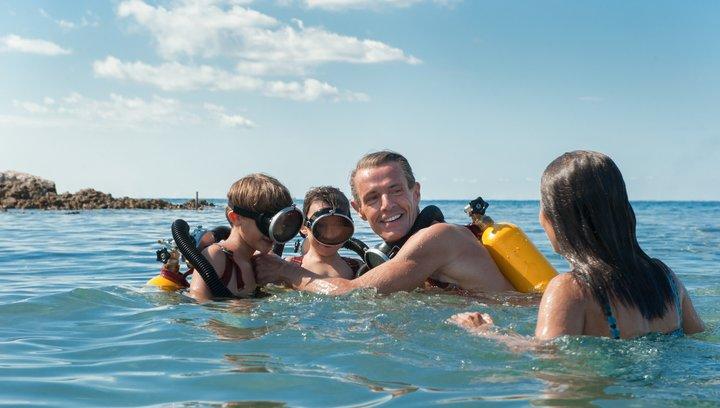 Jacques - Entdecker der Ozeane - Trailer Poster
