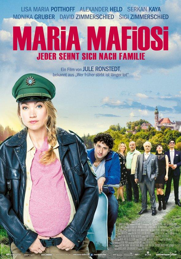 Maria Mafiosi - Jeder sehnt sich nach Familie Poster