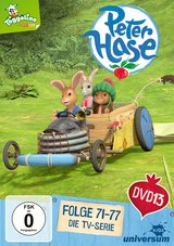 Peter Hase, DVD 13 Poster