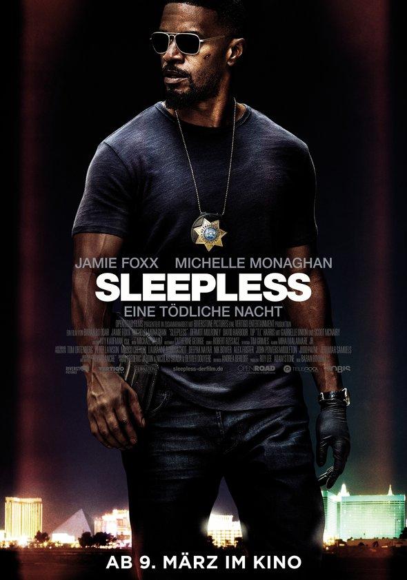 Sleepless - Eine tödliche Nacht Poster