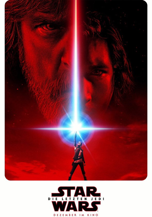 Plakat: STAR WARS 8