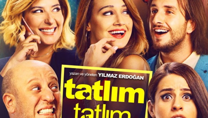 Tatlim Tatlim - Trailer Deutsch Poster