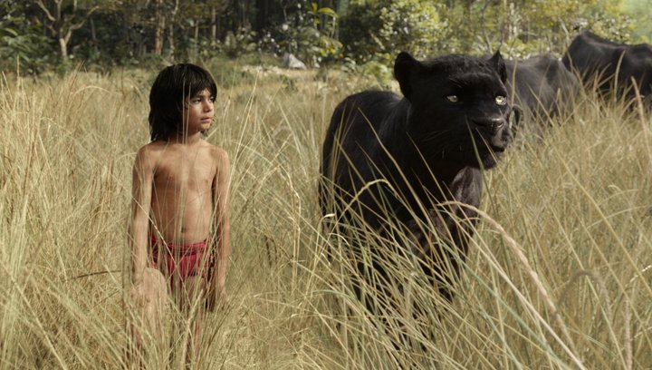 The Jungle Book - Trailer Poster