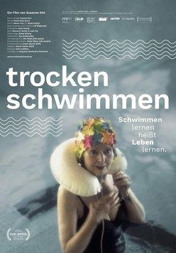 Trockenschwimmen Poster