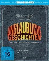 Unglaubliche Geschichten - Amazing Stories: Die komplette zweite Staffel Poster