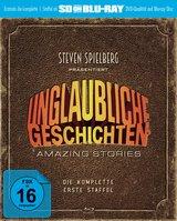 Unglaubliche Geschichten - Amazing Stories: Die komplette erste Staffel Poster
