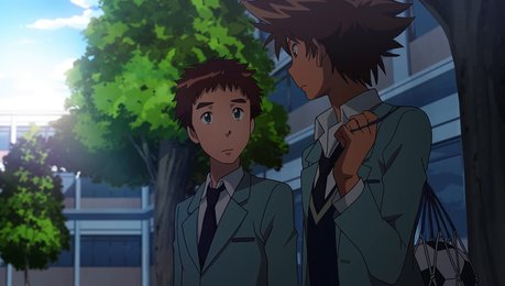 Digimon Adventure tri. - Chapter 1 Reunion - Trailer Deutsch Poster