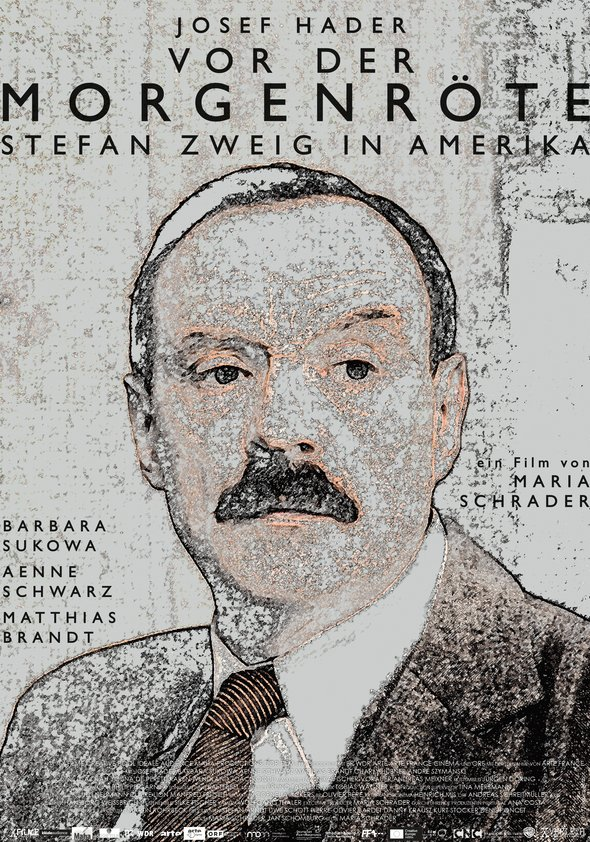 Vor der Morgenröte - Stefan Zweig in Amerika Poster