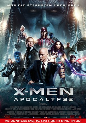 X-Men: Apocalypse Poster